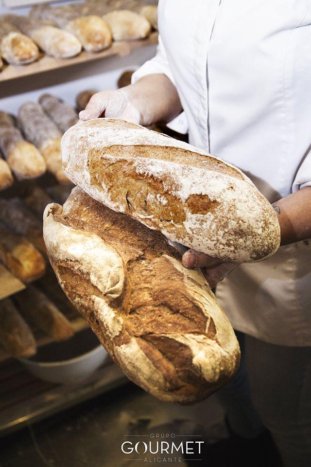 despacho de pan en alicante